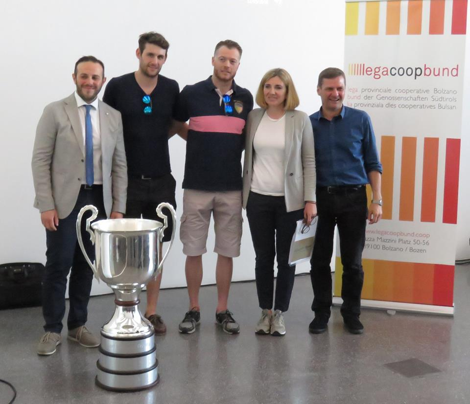 Coop For Sport mit dem Ebel Cup