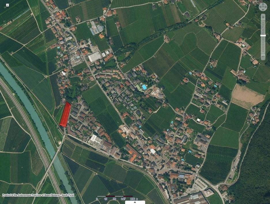 Unterkreuth - cooperative edilizie Terlano
