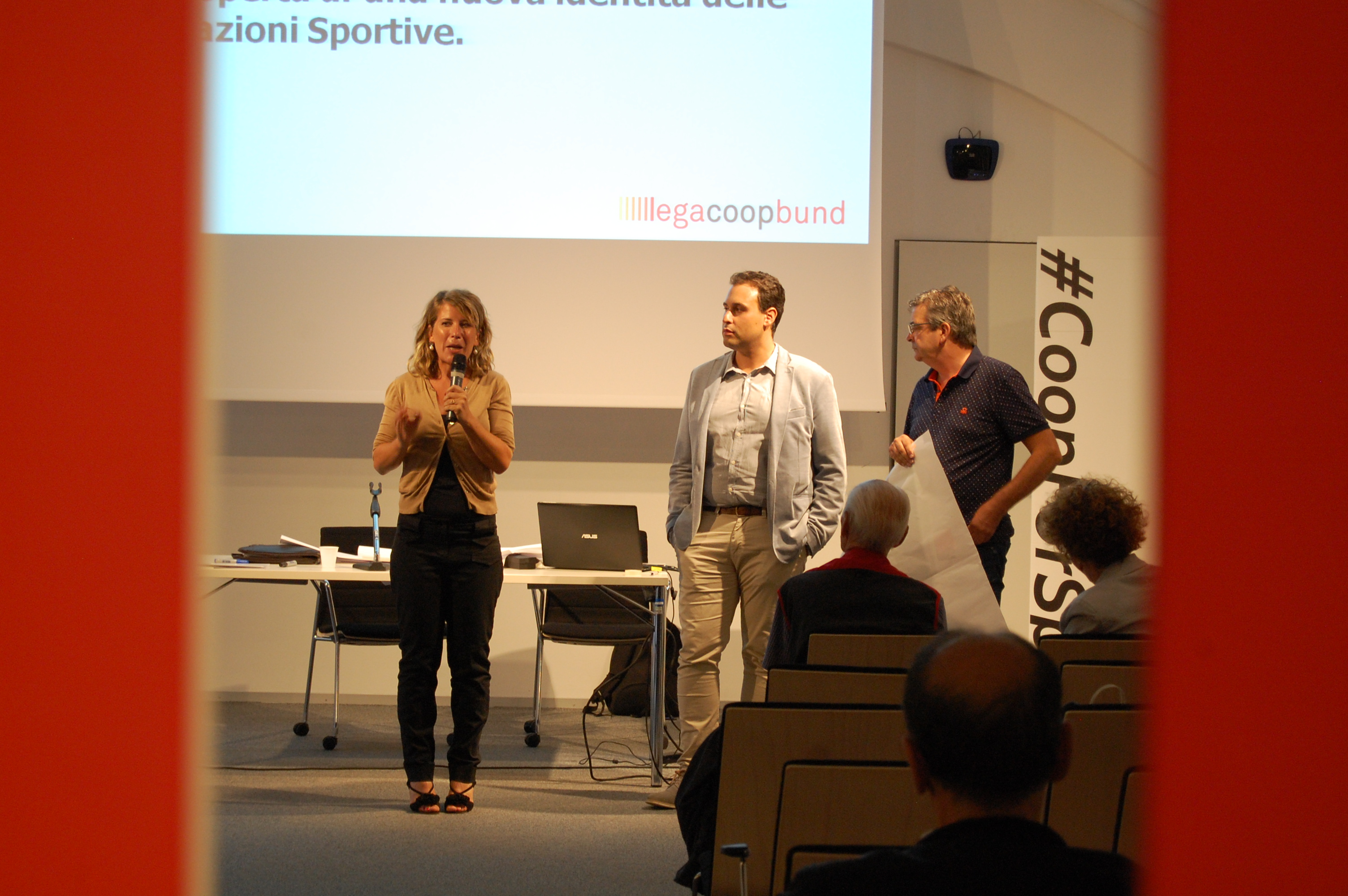 Workshop CoopForSport