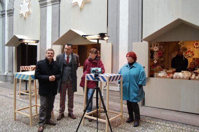 Inaugurazione Corte delle Stelle Bolzano